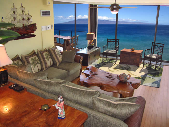Maui Mahana Vacation Rental Is The Perfect West Maui Beach